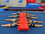 We provide Gymnastics classes in our brand new purpose built  Gymnasium  in Hobsonville along with  our mobile locations in Freeman