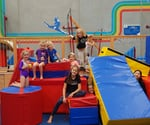 Would like to try Gymnastics for the first time or perfect some of your skills? Come along for a casual gym session Monday, Wednesday and Friday 10.30am, Saturday afternoon and all day Sunday. Also available for Birthday party bookings.
